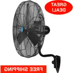 """30"""" Premium Oscillating Industrial Wall Mount Fans Home Impr"""